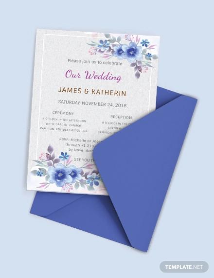 best wedding card invitation designs