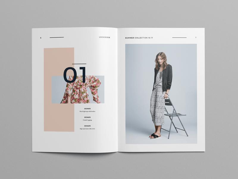 14 Fashion Catalog Designs & Examples PSD AI InDesign