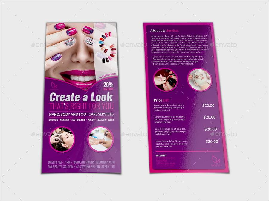 nail design template
