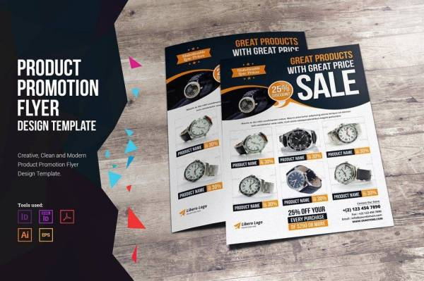 16 Promotional Flyer Designs Examples PSD AI