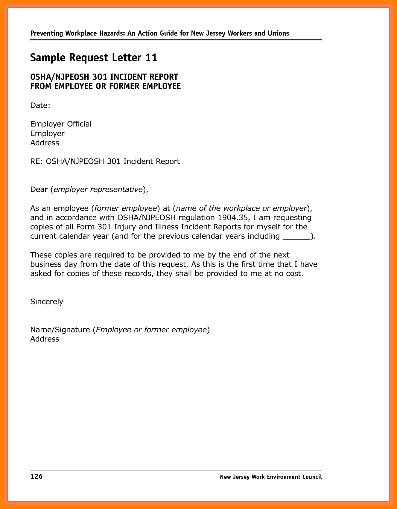 incident report pdf - April.onthemarch.co