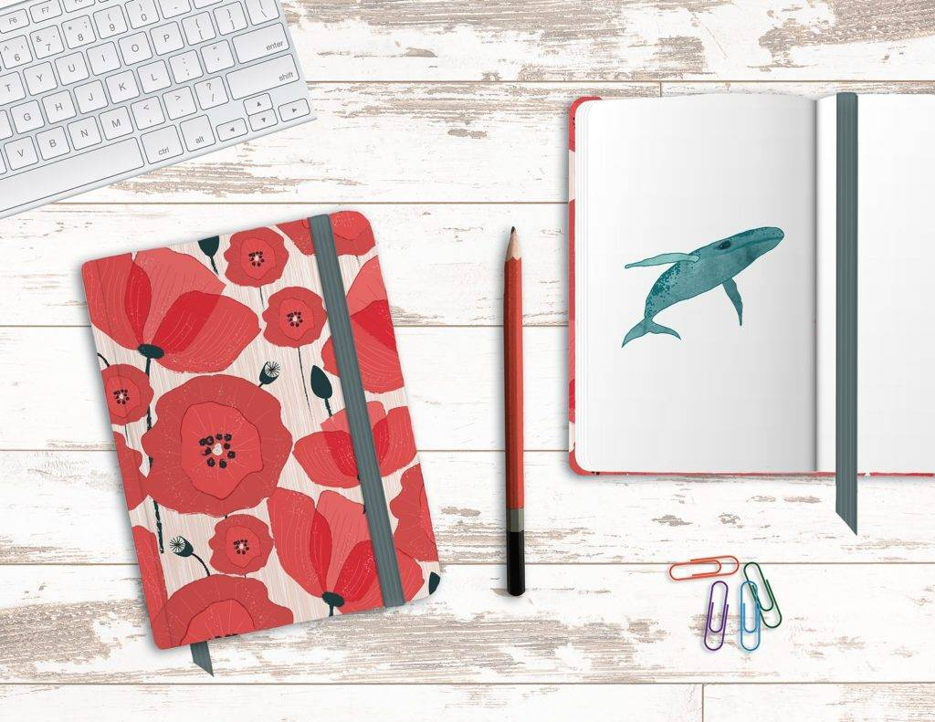 17+ Notebook Cover Designs Examples - PSD. AI   Examples