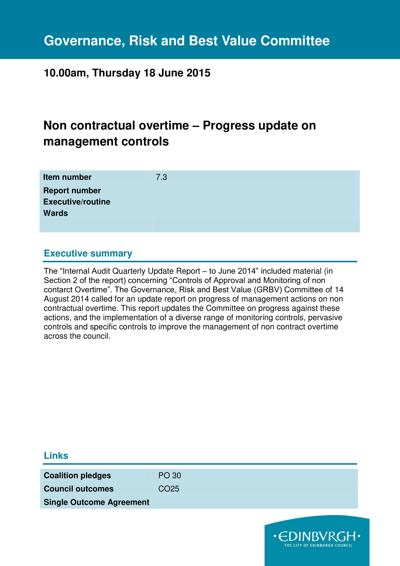 9 Work Overtime Report Examples PDF