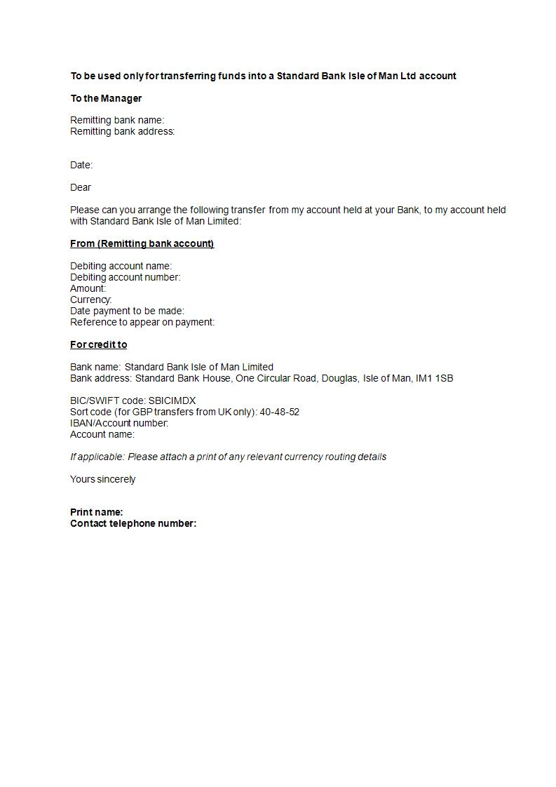 9 Transfer Request Letter Examples PDF DOC Examples