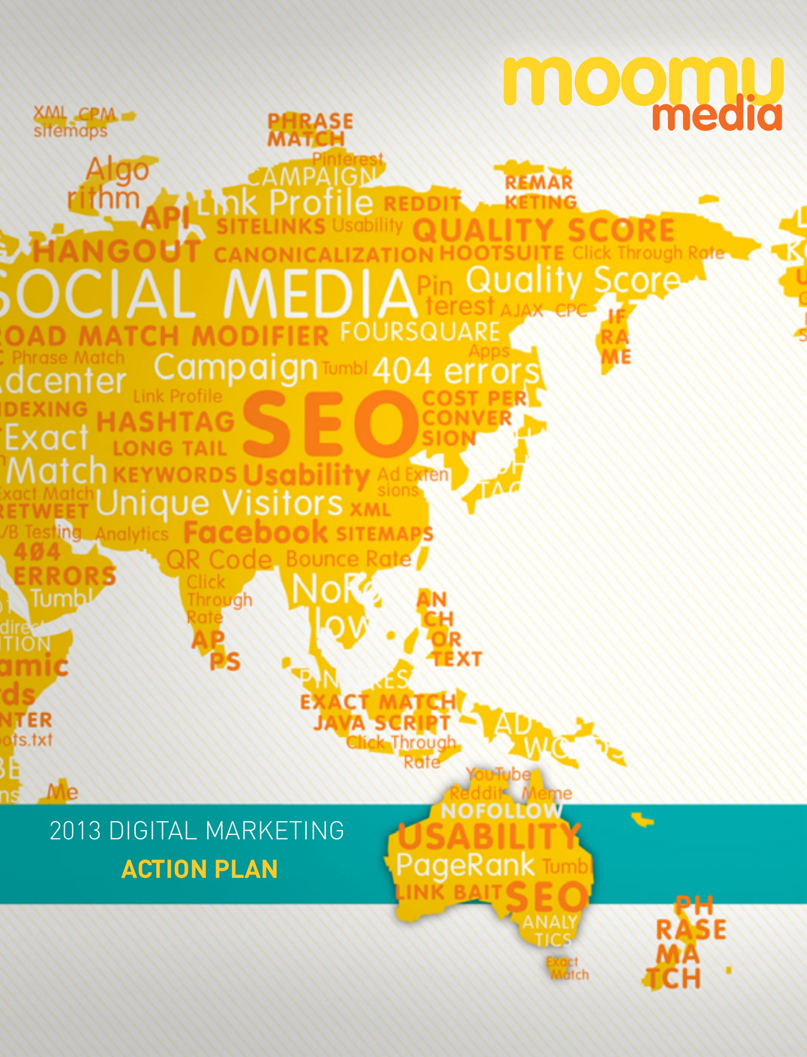 Digital Marketing Action Plan Example