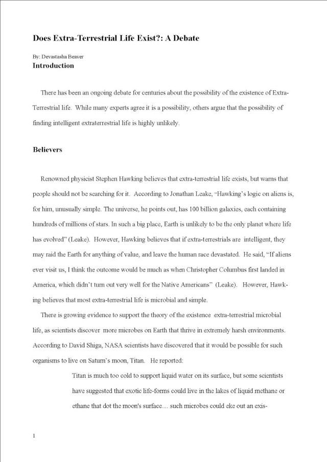 29+ Debate Report Writing Examples - PDF  Examples