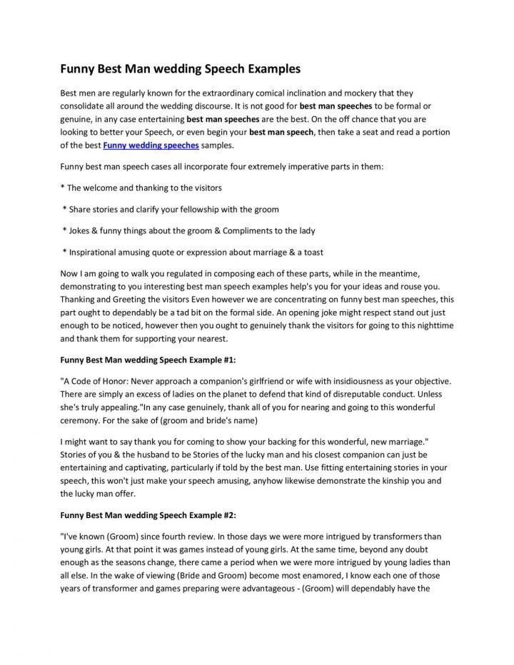 7 Rehearsal Dinner Speech Examples  PDF  Examples