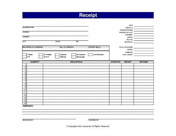 20+ Slip Templates & Examples - PDF
