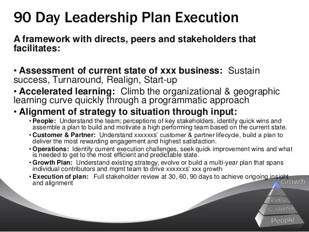 5 90 Day Plan For New Managers Examples PDF Examples