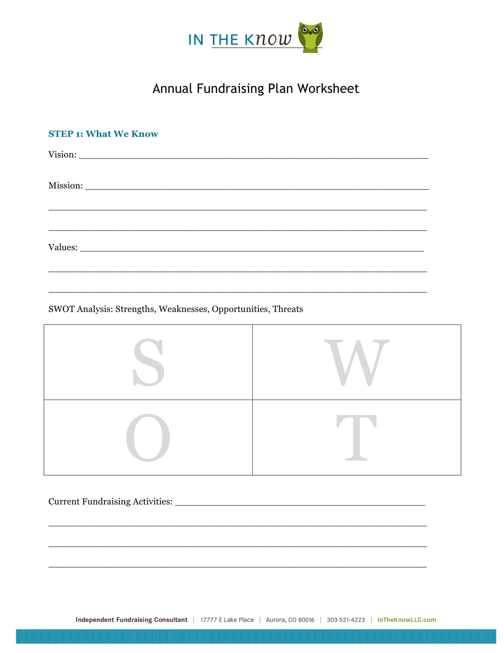 14 Comprehensive Fundraising Plan Examples