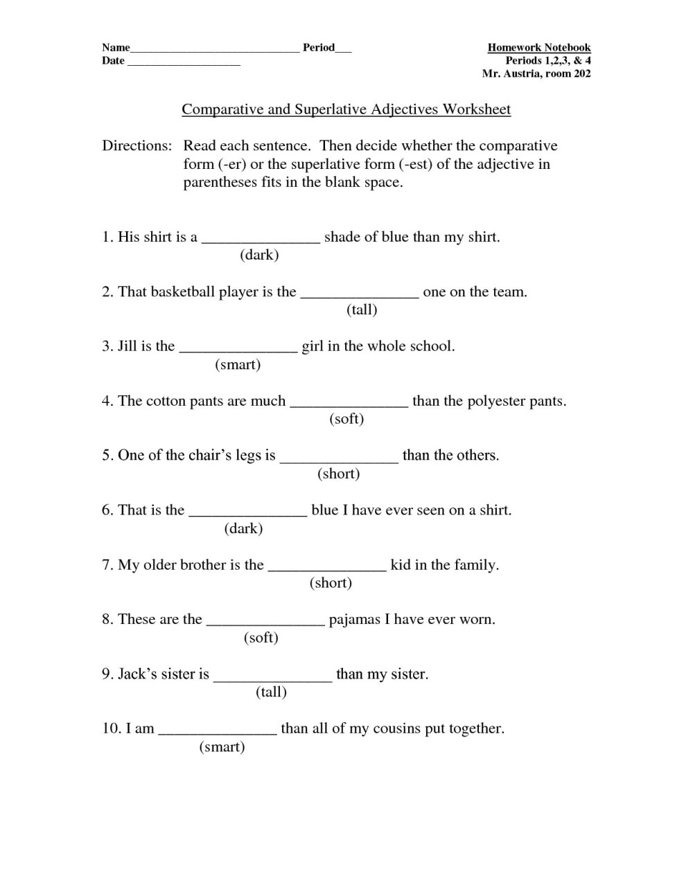 medium resolution of 9+ Adjective Clause Examples - PDF   Examples