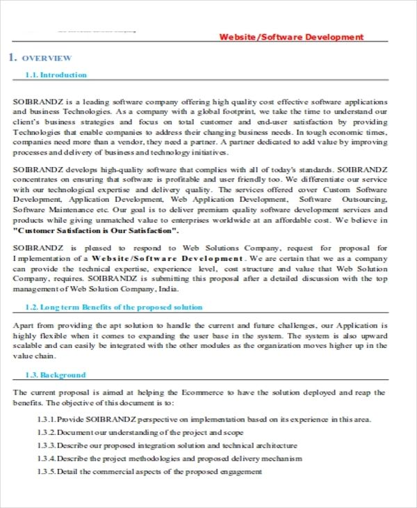 proposal document example