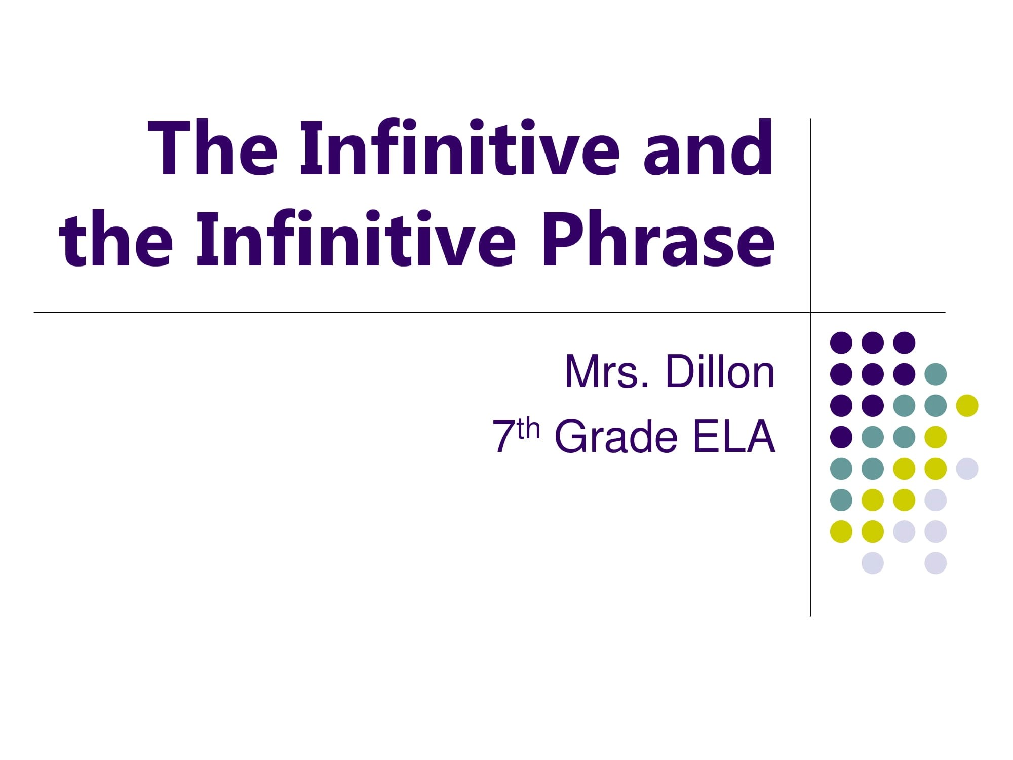 9 Infinitive Phrase Worksheets And Examples