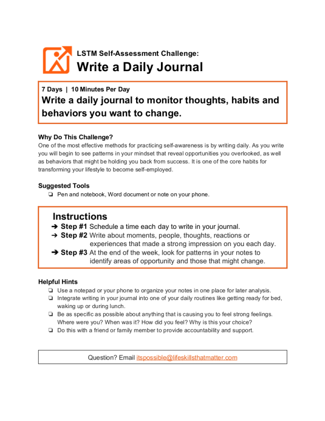 21+ Daily Journal Examples - PDF  Examples