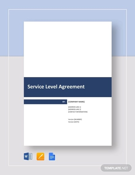 An sla should record a common understanding about services, priorities, responsibilities, guarantees, and possibly the right to. 23 Service Level Agreement Examples In Pdf Ms Word Pages Google Docs Examples
