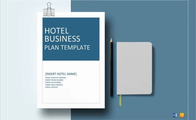 14 Hotel Business Plan Examples In Pdf Ms Word Google