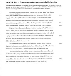 Pronoun Antecedent Agreement Worksheet With Answers - slidesharetrick [ 2200 x 1700 Pixel ]