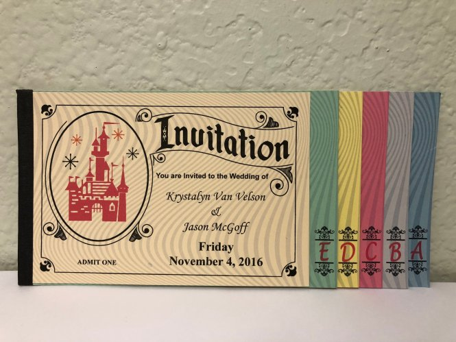 20 Wedding Invitation Ticket Examples Psd Ai Pages