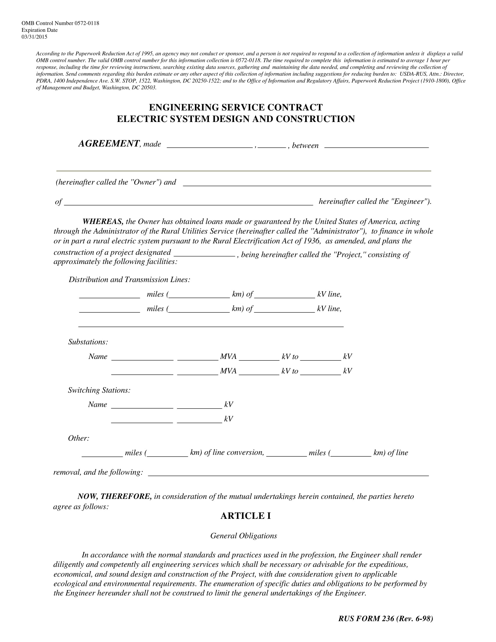 Advertising Contract Template ] | Advertising Contract Template ...