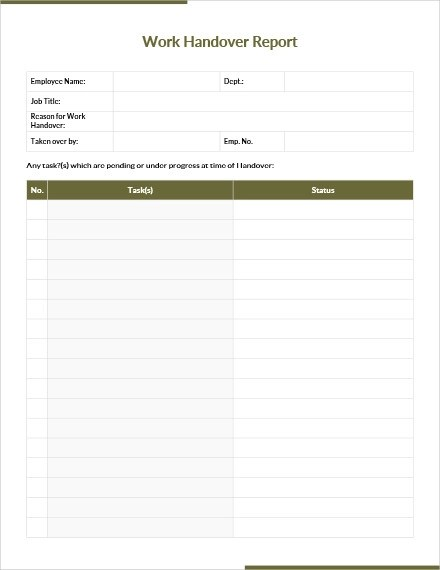 14+ Reports Examples & Templates in PDF, Word, Pages