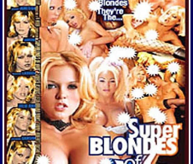 Super Blondes Of Vivid Porn Dvd