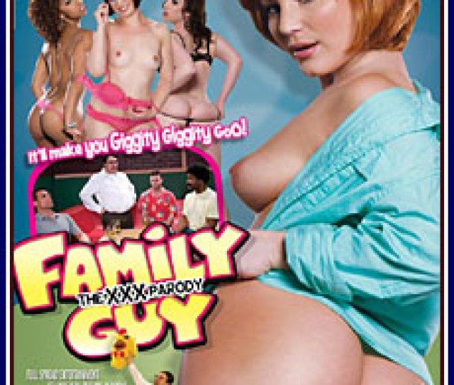 Family Guy The Xxx Parody Porn Dvd