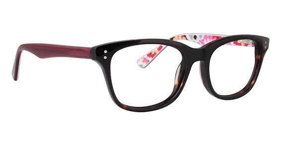431e2d83e881 Vera Bradley Vb Joni Eyeglasses Frames