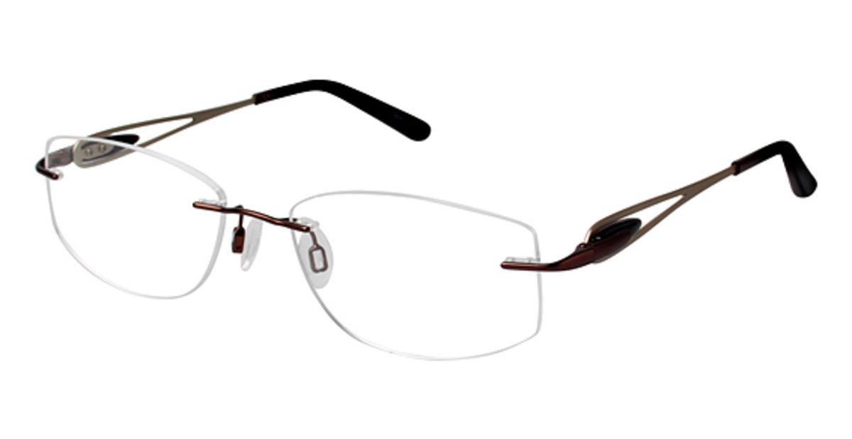 Charmant Titanium TI 10962 Eyeglasses Frames