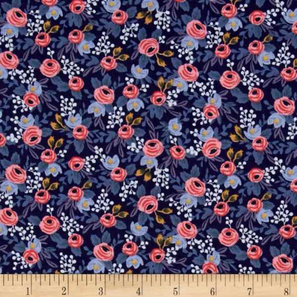Cotton Steel Fabric Cotton and Steel by the Yard