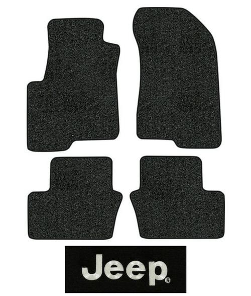 20072017 Jeep Patriot Floor Mats  MK74  4pc  Cutpile