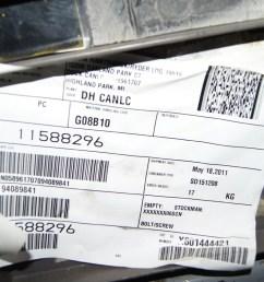 gm stow jack bolt spare tire new oem m8 x 1 25 x 160mm 11588296  [ 1204 x 800 Pixel ]