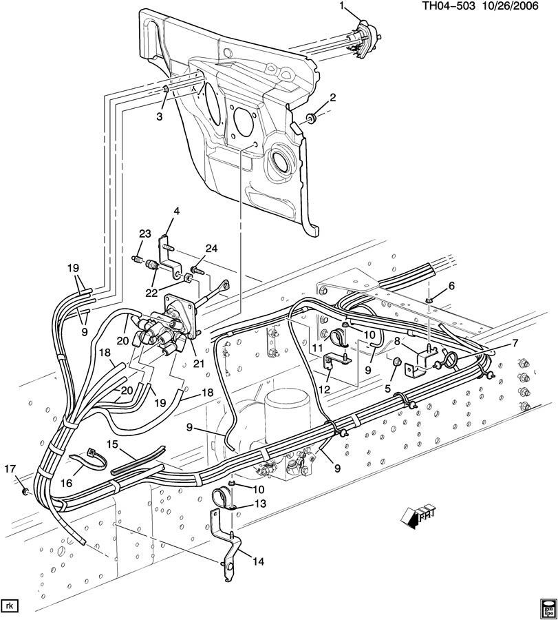 [DIAGRAM] 199chevy Kodiak Gmc Topkick Wiring Diagram