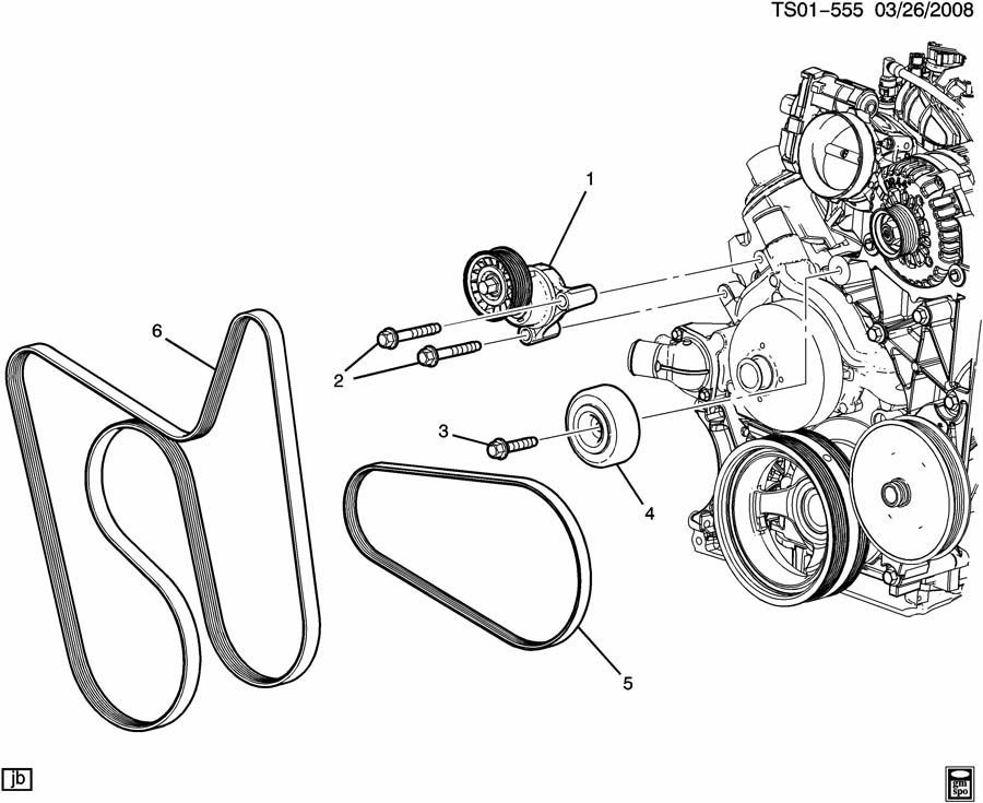 Service manual [2009 Hummer H3 Timing Belt Change