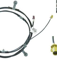 6 oem acdelco delphi telephone radio onstar gps antenna cable wiring extension [ 1200 x 751 Pixel ]