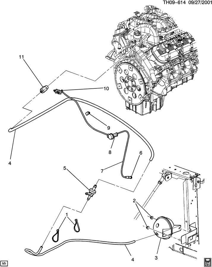 2003-09 Topkick/Kodiak C4500-C8500 A/C & Heater Control