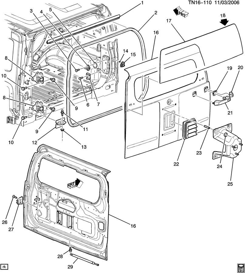 Cadillac Xlr Door Parts Diagram. Cadillac. Auto Wiring Diagram