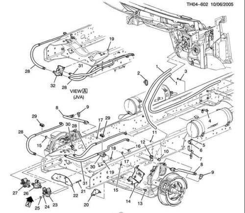 Train Control Ford Transmission Diagrams