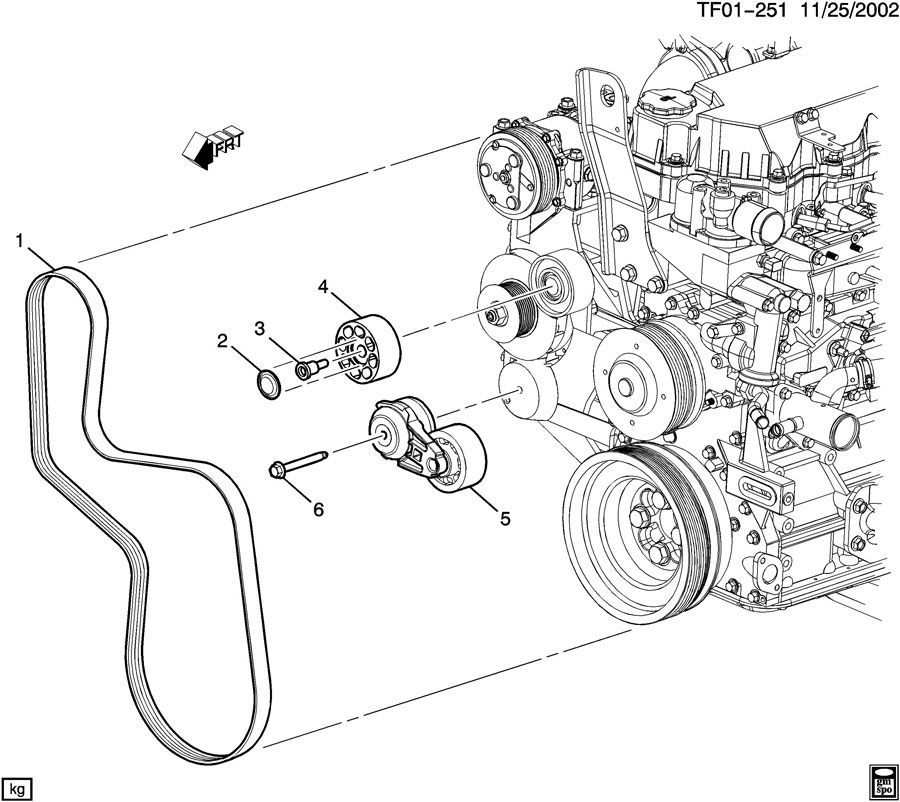 2008 Cadillac Xlr Engine Diagram Buick Regal Engine
