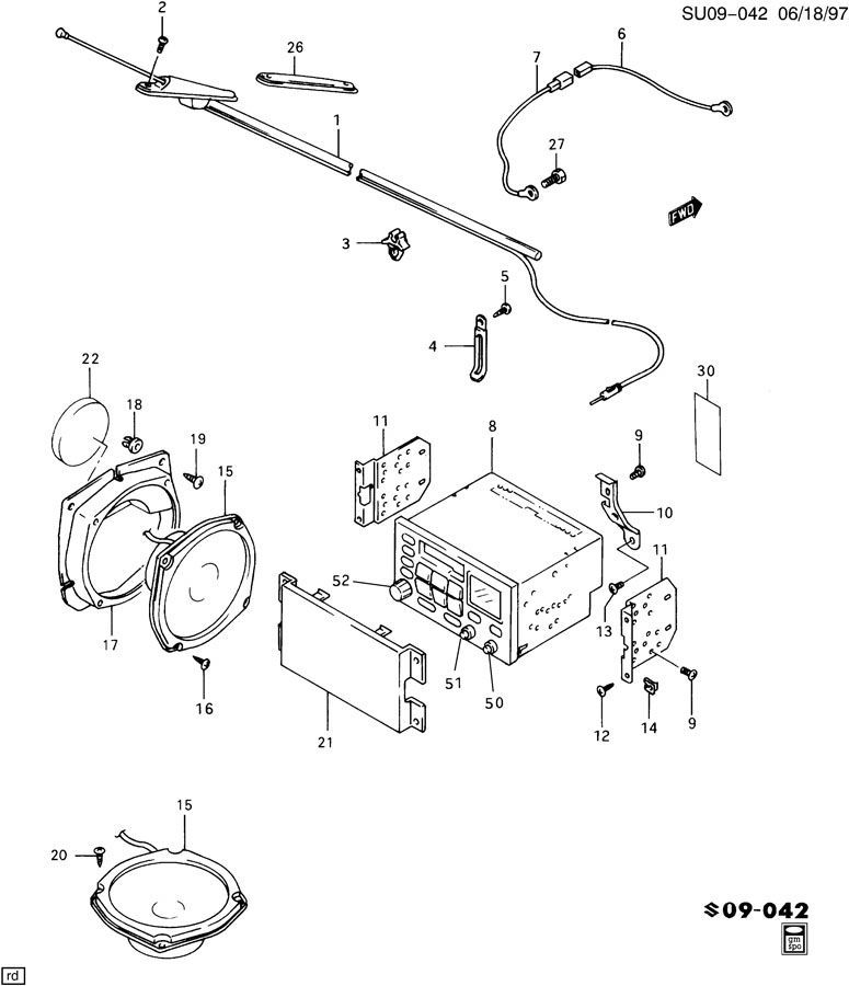 [DIAGRAM] Starter Wiring Diagram 1997 Geo Tracker FULL