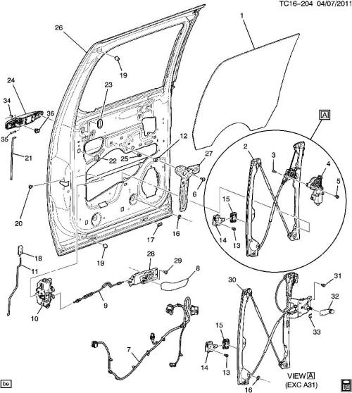 small resolution of gmc sierra door diagram wiring diagram name 2003 gmc sierra parts diagram