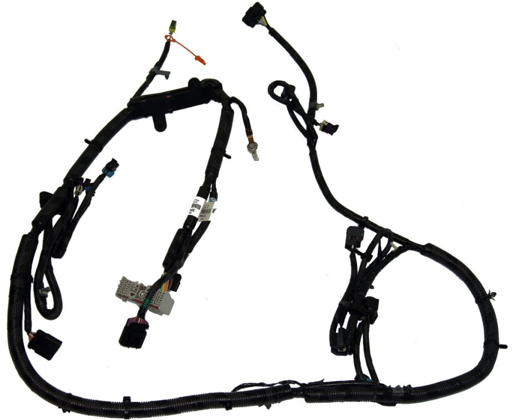medium resolution of 2008 2011 cadillac dts headlight wire harness 20813704