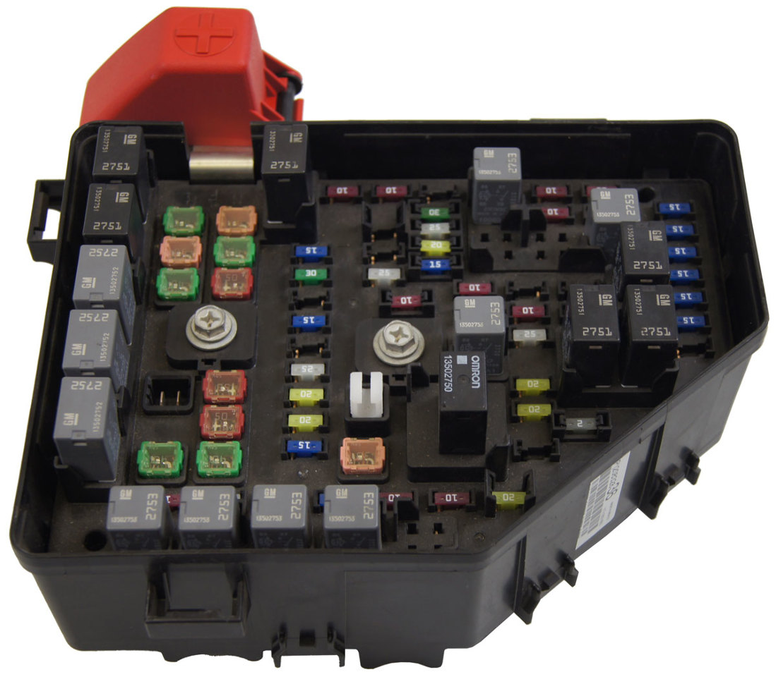 2008 Gmc Acadia Fuse Box 2010 Buick Enclave Saturn Outlook Chevy Traverse Fuse Box