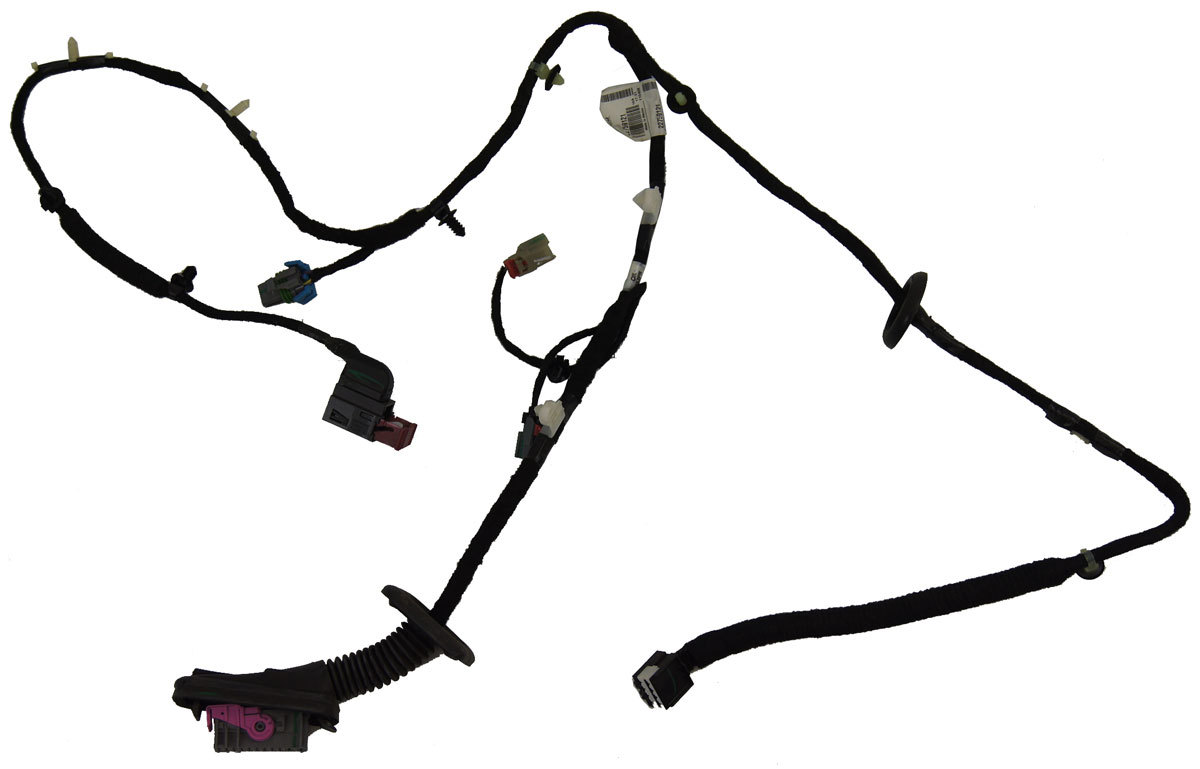 hight resolution of 2011 chevy volt left rear door wire harness for speaker system new oem 22759121