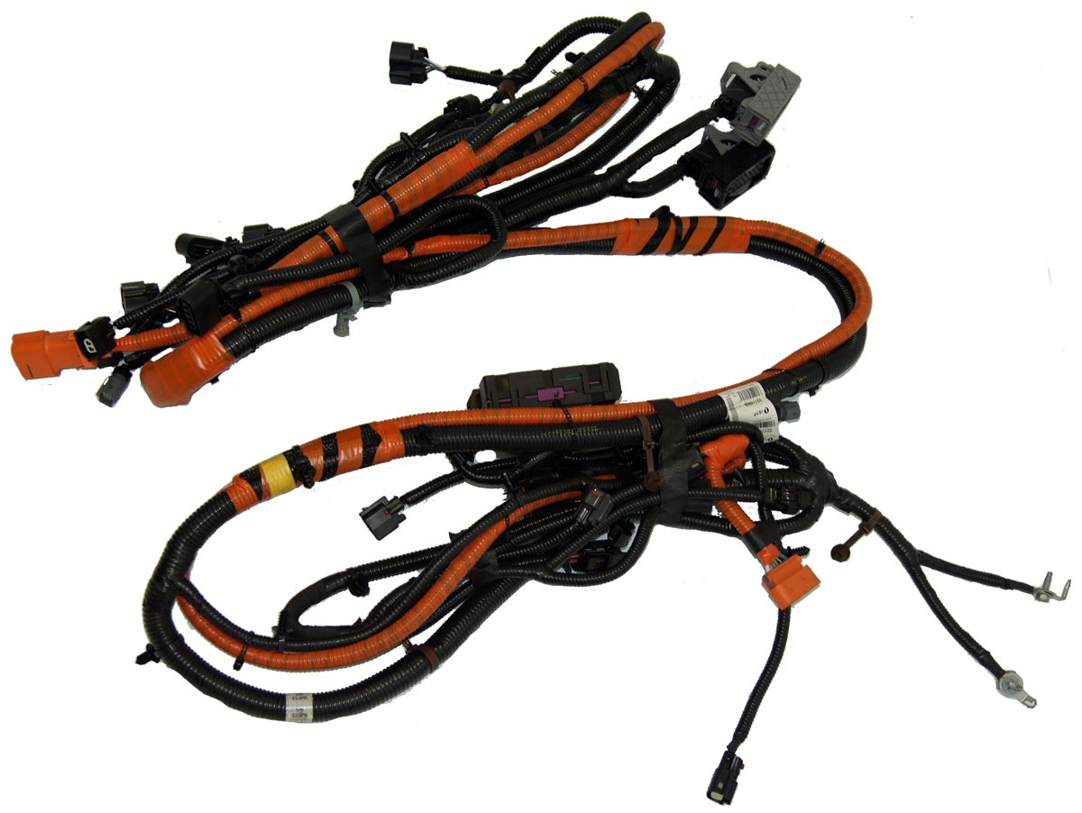 hight resolution of  2011 chevrolet volt chassis wiring harness 22774869 20957244 22741404