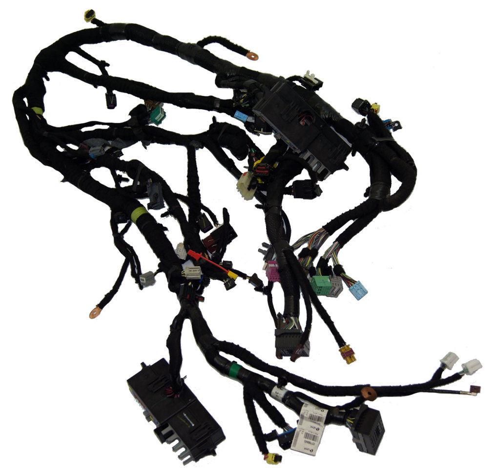 Painless Wiring For 1957 Chevy