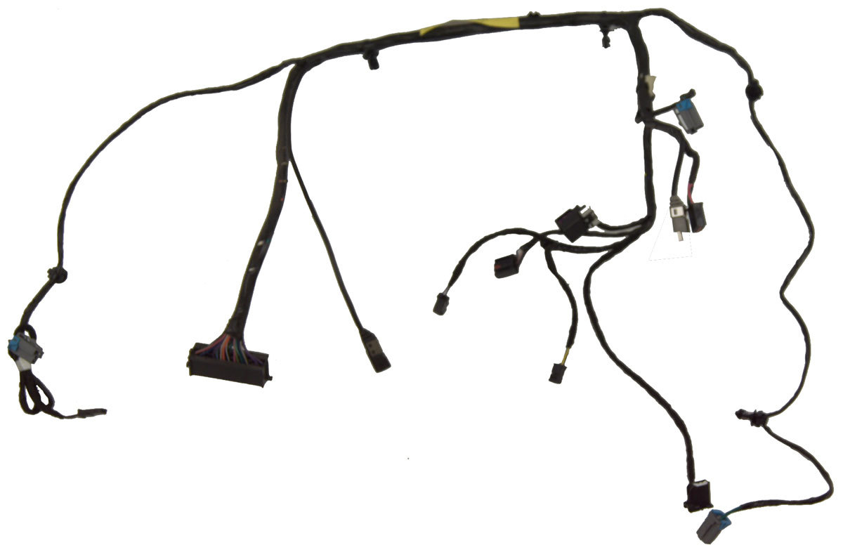 2013-2014 Equinox Terrain Center Console Wire Harness w/o