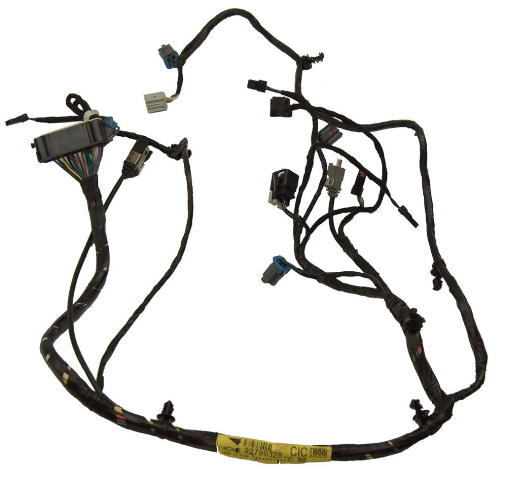 medium resolution of 2010 2014 equinox terrain center console wiring harness new oem 22799328