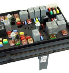 2011 2012 gmc terrain equinox 2 4l engine compartment fuse block box relays  [ 1200 x 944 Pixel ]