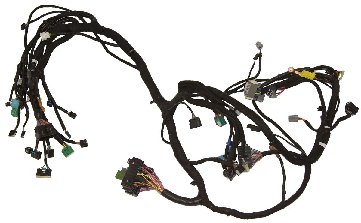 2013 Chevrolet Equinox Instrument Panel Wiring Harness New
