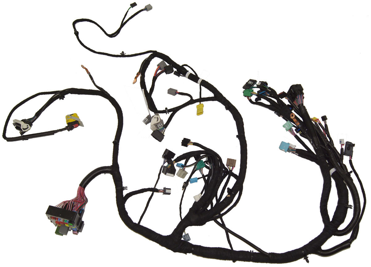 Gm Instument Panel Wiring Harness New Oem Discontinued Item
